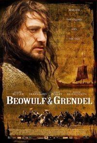 Beowulf & Grendel poster