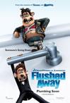 Flushed Away poster