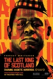 The Last King of Scotland poster