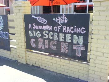 Big Screen Cricet