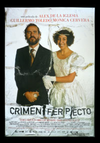 Ferpect Crime poster