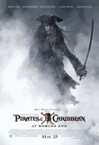 Pirates of the Caribbean poster