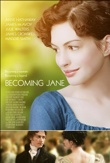 """""""Becoming Jane"""" poster"""