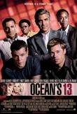 Ocean's 13 poster
