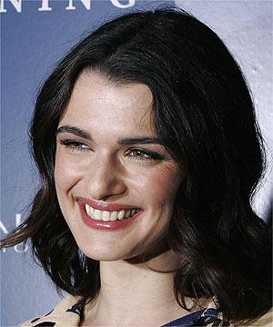 TOP ROLE: Rachel Weisz is set to star in Peter Jackson's next film project, The Lovely Bones.