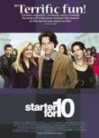 """""""Starter for 10"""" poster"""