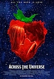 Across the Universe poster