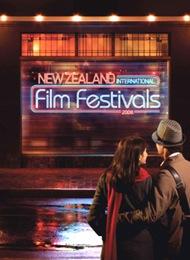 Wellington Film Festival poster