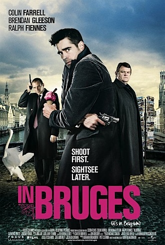 Review: In Bruges, Death Race, Nights in Rodanthe, Traitor, The Children of the Silk Road, Rubbings from a Live Man and Choke