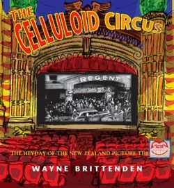 The Celluloid Circus cover