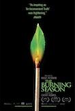 The Burning Season poster