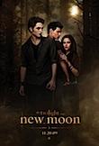 The Twilight Saga: New Moon poster