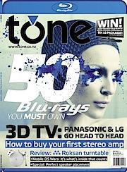 Tone Magazine - September cover