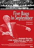 Five Days in September poster