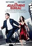 The Adjustment Bureau poster