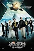 X-Men: Furst Class poster