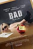 Bad Teacher poster