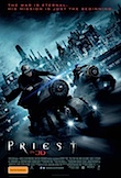 Priest 3D poster