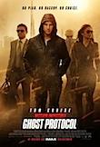 MI4 - Ghost Protocol poster