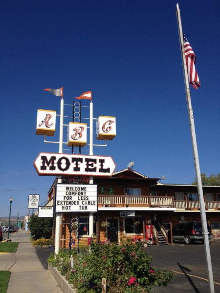 ABC Motel, Gunnison, CO