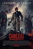 Dredd 3D poster