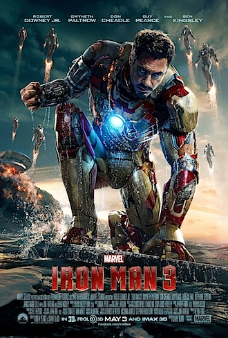 Review: Iron Man 3, First Position and Identity Thief