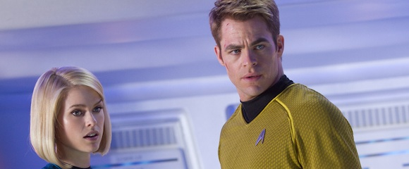 Review: Star Trek Into Darkness, Song for Marion, Gambit, Spring Breakers and Maori Boy Genius