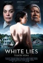 White Lies poster