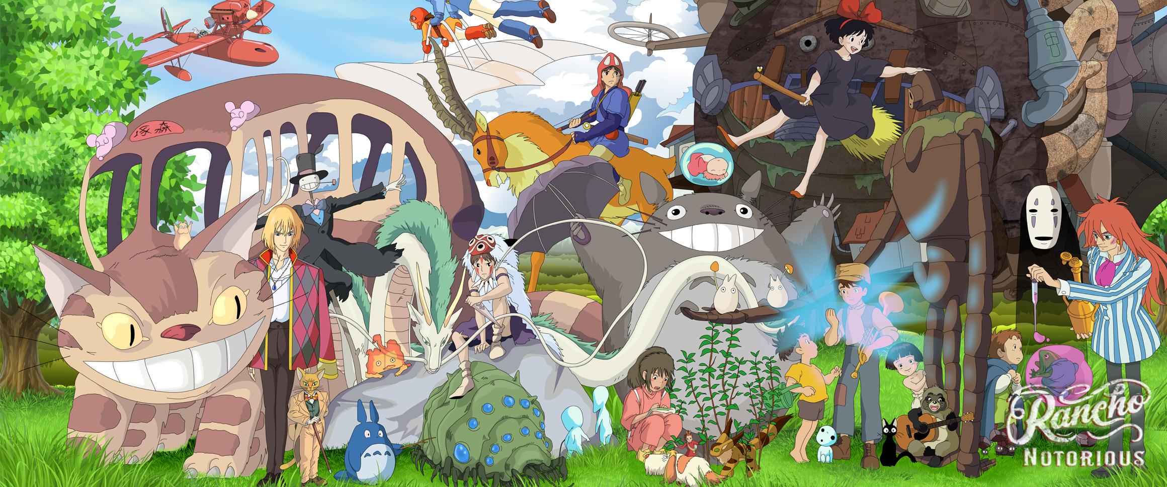 RN 2/2: The All-Star Salute to Studio Ghibli